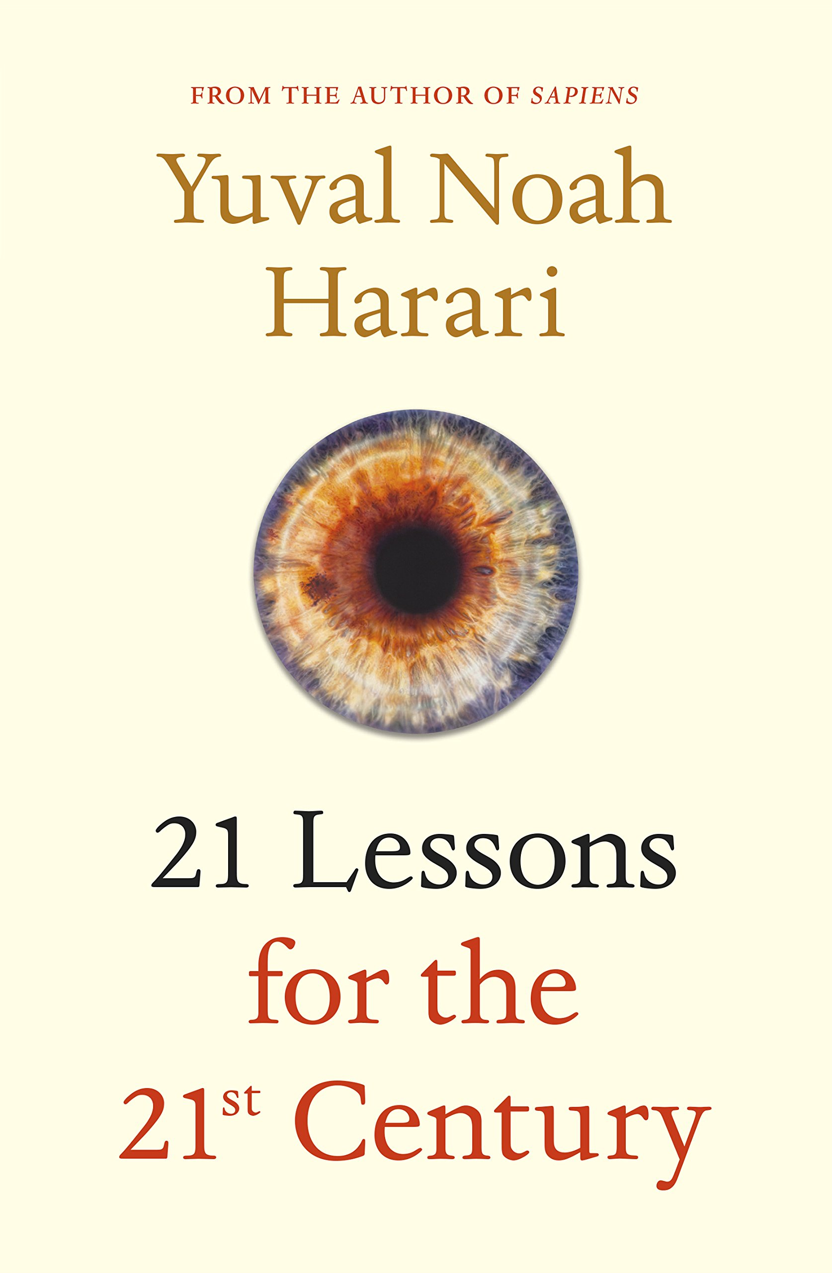 Livro 21 Lessons for the 21st Century