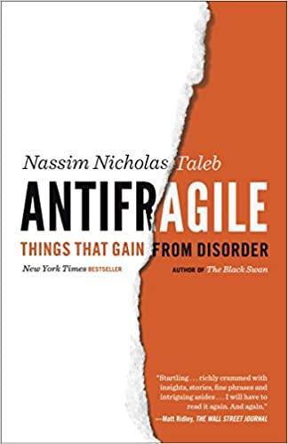 Livro Antifragile