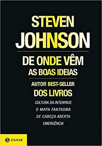 Livro De Onde Vem as Boas Ideias