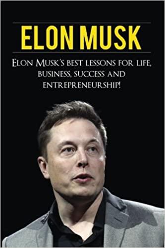 Livro Elon Musk Best Lessons for Life