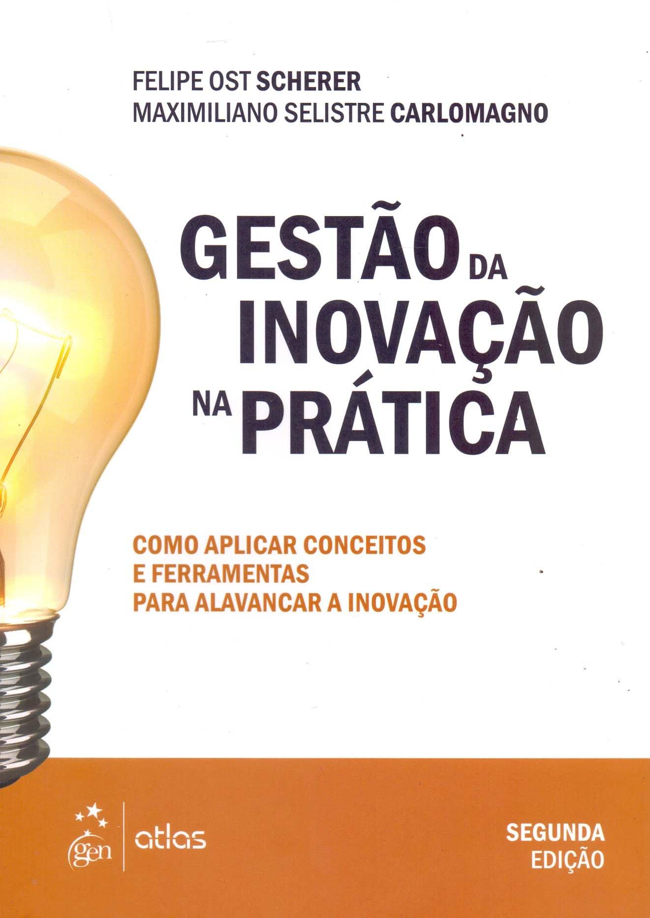 Livro Gestão da Inovação na Prática