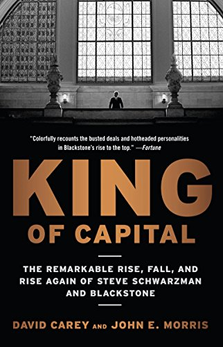 Livro King Of Capital