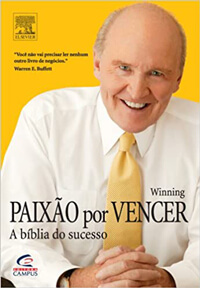 Livro Paixão por vencer