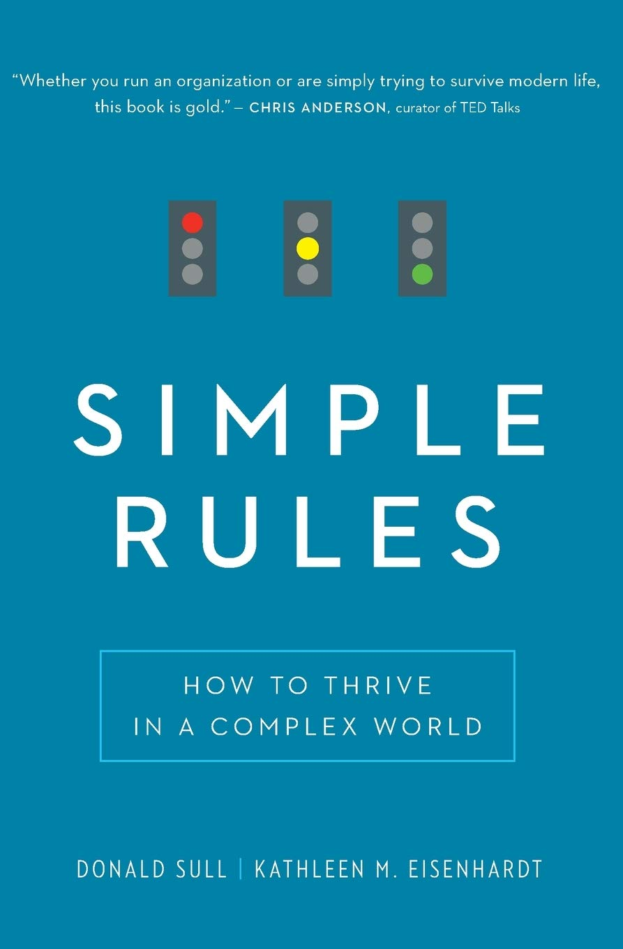 Livro Simple Rules