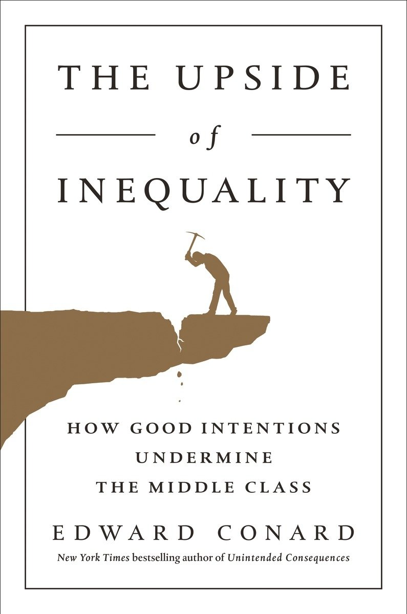 Livro The Upside of Inequality: How Good Intentions Undermine the Middle Class