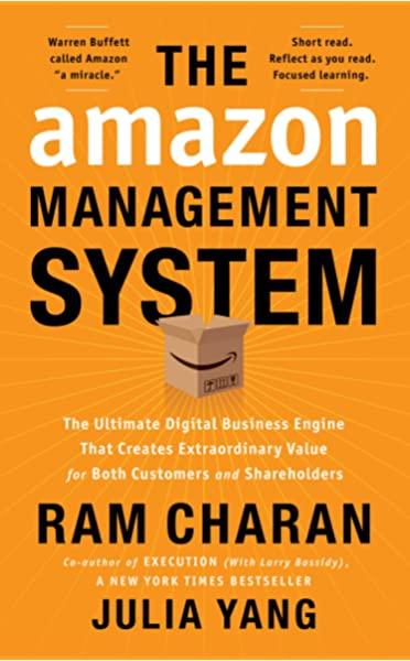 Livro The Amazon Management System