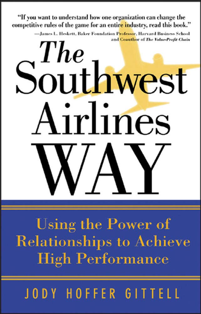 Livro The Southwest Airlines Way