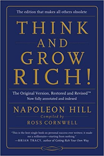 Livro Think and Grow Rich