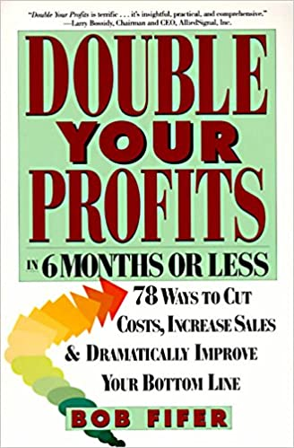 Livro Double your Profits in 6 Months or Less