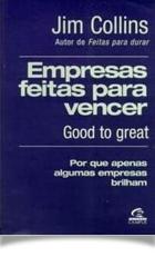 Livro Empresas feitas para Vencer